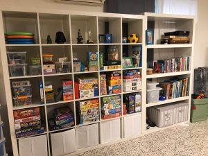 סידור בתים, ארונות ספרים וצעצועים לאחר מעבר דירה - עוברים בסדר עם יעל
