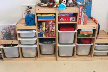 סידור וארגון חדרי ילדים  – כיצד עושים את זה נכון?