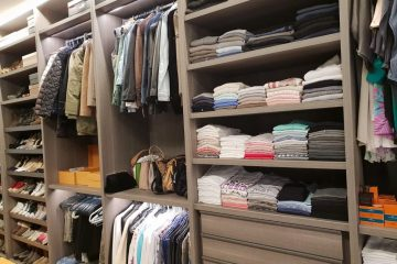 מתכננים ארון בגדים חדש או חדר ארונות?
